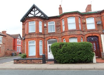 Thumbnail 3 bedroom end terrace house to rent in Woodchurch Road, Prenton