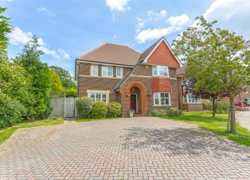 Thumbnail 5 bed detached house for sale in Heathside Place, Epsom
