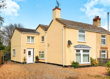 Thumbnail 4 bedroom semi-detached house for sale in King Street, Wimblington, March