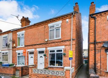 Thumbnail 2 bed terraced house for sale in Mount Street, Mansfield, Nottinghamshire