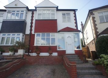 Thumbnail 4 Bed Property To Rent In Brindwood Road London