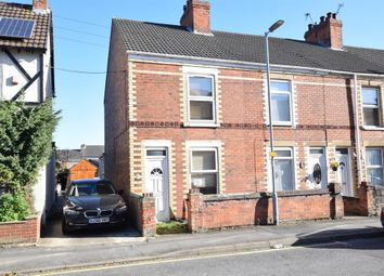Thumbnail 3 bedroom end terrace house for sale in Victoria Road, Ashby
