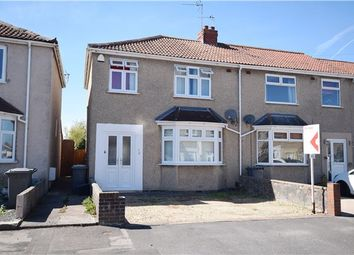 Thumbnail 3 bed end terrace house for sale in Jubilee Crescent, Mangotsfield, Bristol