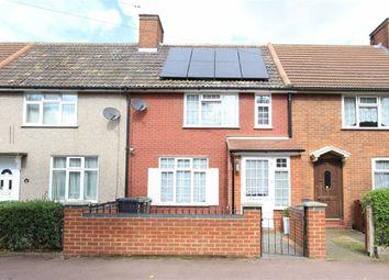 Thumbnail 4 bedroom end terrace house for sale in Maplestead Road, Dagenham, Essex