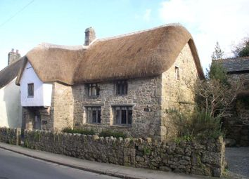 Thumbnail 4 bed semi-detached house for sale in Lower Street, Chagford