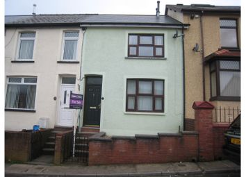 Thumbnail 3 bed terraced house for sale in Gladstone Terrace, Pontypool