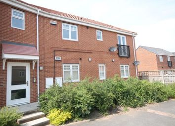 Thumbnail 1 bed flat to rent in East Row, Middlesbrough
