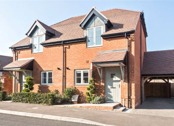 Thumbnail 2 bed semi-detached house for sale in Pembers Hill Drive, Fair Oak, Eastleigh, Hampshire