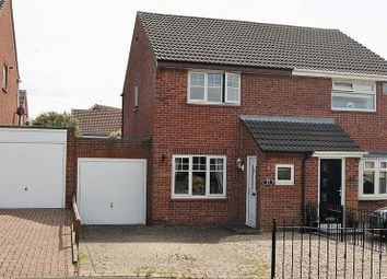 Thumbnail 2 bed semi-detached house for sale in Redford Place, Burradon, Cramlington