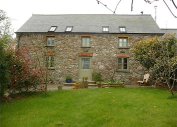 Thumbnail 3 bed barn conversion for sale in Crug Sapi, Middle Tancredson, Hayscastle, Haverfordwest, Pembrokeshire