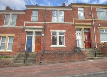 Thumbnail 2 bed flat for sale in Howe Street, Gateshead, Tyne And Wear