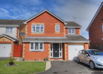 Thumbnail 4 bed detached house for sale in Beaumont Manor, Chase Arm Estate, Blyth