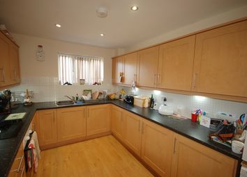 Thumbnail 4 bedroom town house for sale in Hollin Bank Court, Blackburn