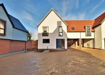 Thumbnail 3 bed link-detached house for sale in The Whittles, Mill End, Thaxted