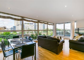 Thumbnail 2 bed flat to rent in Harbour Reach, Imperial Wharf, London
