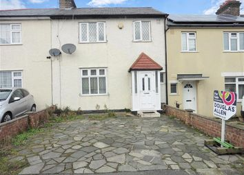 Thumbnail 3 bedroom terraced house for sale in Fairview Close, Walthamstow, London