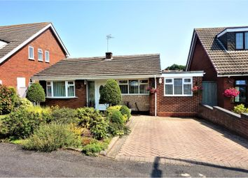 Thumbnail 2 bed detached bungalow for sale in Hopkins Drive, West Bromwich