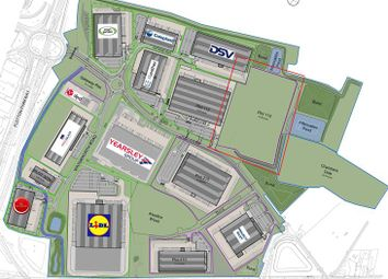 Thumbnail Warehouse to let in Plot 113 Gateway, Southgate Way, Orton Southgate, Peterborough