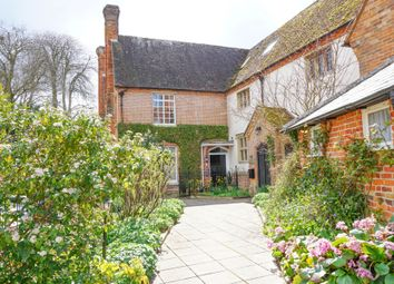 Thumbnail 2 bed flat for sale in Middle Wallop, Stockbridge, Hampshire