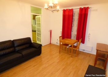 Thumbnail 1 bed flat to rent in Charles Road, London