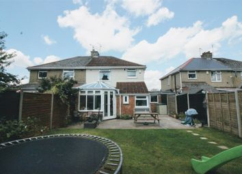 Thumbnail 3 bed semi-detached house for sale in Walcot Road, Swindon