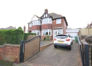 Thumbnail 3 bedroom semi-detached house for sale in Jenford Street, Mansfield, Nottinghamshire
