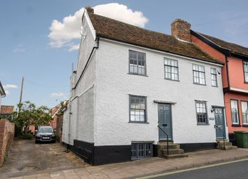 Thumbnail 3 bed end terrace house for sale in Theatre Street, Woodbridge