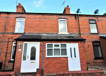 Thumbnail 2 bedroom terraced house to rent in Church Street, Rhostyllen, Wrexham