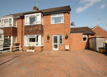 Thumbnail 3 bed semi-detached house for sale in Oak Drive, Oswestry