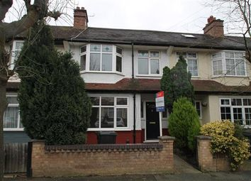 Thumbnail 3 bed terraced house to rent in Storrington Road, Addiscombe, Croydon