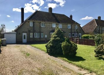Thumbnail 3 bed semi-detached house for sale in Church Road, Friskney, Boston, Lincolnshire