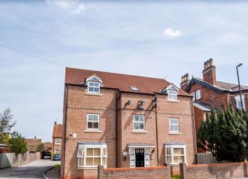 Thumbnail 2 bed flat to rent in Albert Close, York