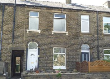 Thumbnail 2 bed terraced house to rent in Manchester Road, Milnsbridge, Huddersfield