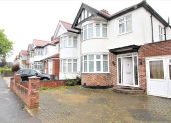 Thumbnail 3 bed end terrace house to rent in Kingshill Drive, Harrow