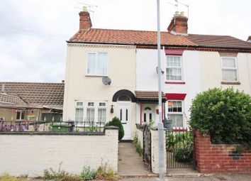 Thumbnail 3 bedroom end terrace house to rent in Stanley Road, Great Yarmouth