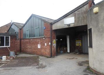 Thumbnail Light industrial to let in Works Building - 55 Parkwood Road, Sheffield