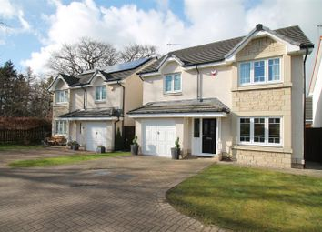 Thumbnail 4 bed detached house for sale in South Middleton, Uphall, Broxburn