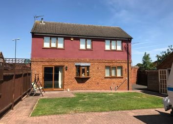 Thumbnail 3 bed detached house for sale in Medina Close, Alvaston, Derby