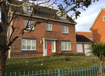Thumbnail 5 bed detached house to rent in Boughton Road, Corby