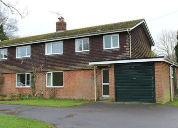 Thumbnail 3 bed property to rent in Dauntsey Bridge, Weyhill, Hampshire