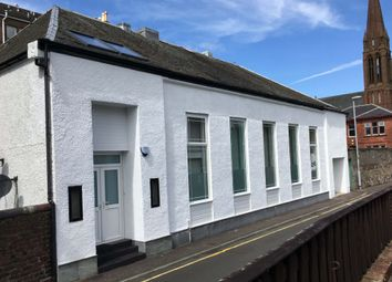 Thumbnail 4 bedroom property for sale in The Picture House Stanlane Place, Largs