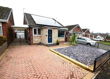Thumbnail 2 bed detached bungalow for sale in Monaco Place, Westlands, Newcastle-Under-Lyme