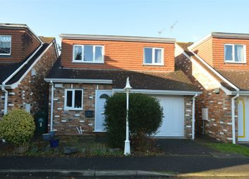 Thumbnail 3 bed detached house for sale in Worcester Drive, Ashford, Surrey