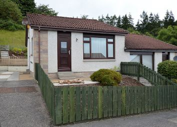 Thumbnail 2 bed semi-detached bungalow for sale in 61 Balnafettack Crescent, Inverness