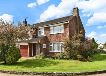 Thumbnail 4 bed detached house for sale in Schofields Way, Bloxham