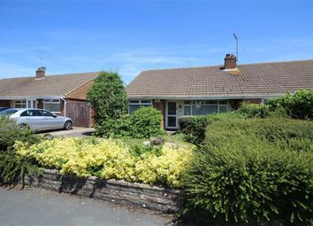 Thumbnail 3 bed semi-detached bungalow for sale in Medina Way, Swindon, Wiltshire