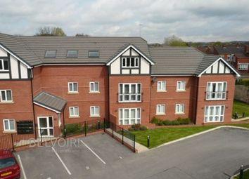 Thumbnail 2 bed flat for sale in Gemini Court, Walkden Avenue, Swinley, Wigan