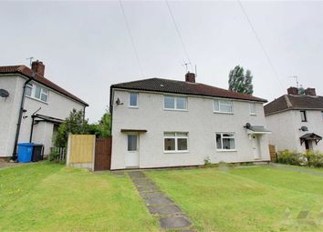 Thumbnail 2 bed semi-detached house for sale in Ashcroft Drive, Old Whittington, Chesterfield, Derbyshire