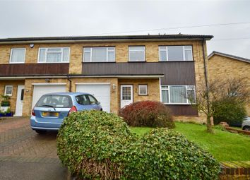 Thumbnail 4 bed property for sale in Cerne Road, Gravesend