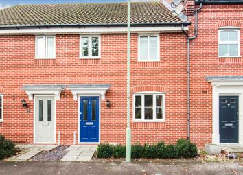 Thumbnail 3 bed terraced house for sale in Thomas Cresent, Grange Farm, Kesgrave, Ipswich
